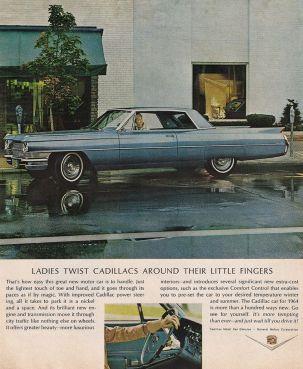 1964 Cadillac Ad-13