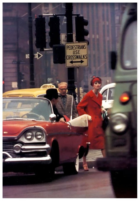 William Klein. New York (1962)
