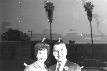 Lee Friedlander. Los Angeles, 1965
