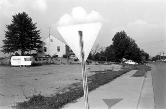 Lee Friedlander. Knoxville, Tennessee, 1971