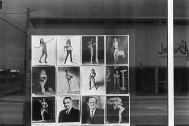 Lee Friedlander. Tampa, 1970