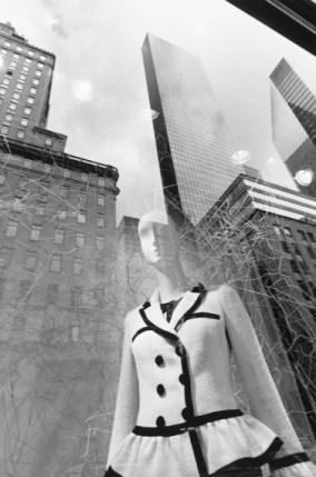 Lee Friedlander. New York City, 2011