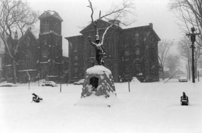 Lee Friedlander. Saint Albans, Vermont, 1975