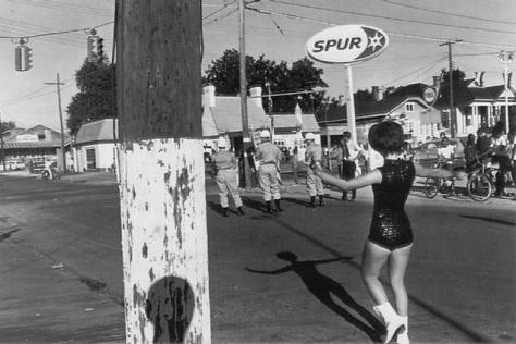 Lee Friedlander. Lafayette, Louisiana 1968