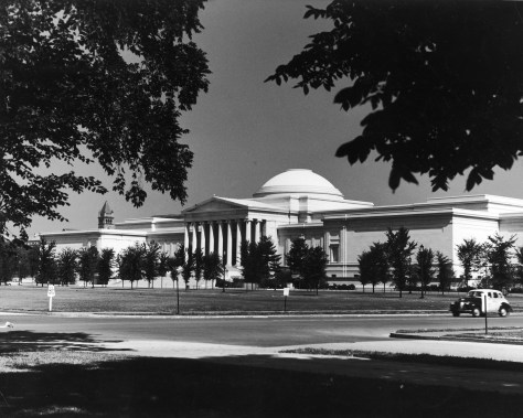 National Gallery of Art, Washington D.C. (1941. Foto por Lawrence Thornton)