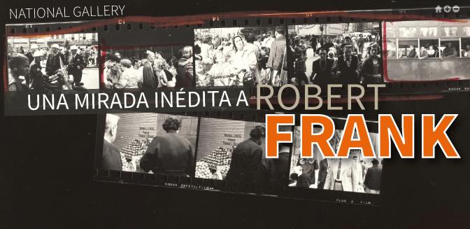 Robert Frank disponible en línea, gracias a la «National Gallery»