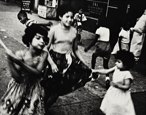 William Klein, New York (1954-55)