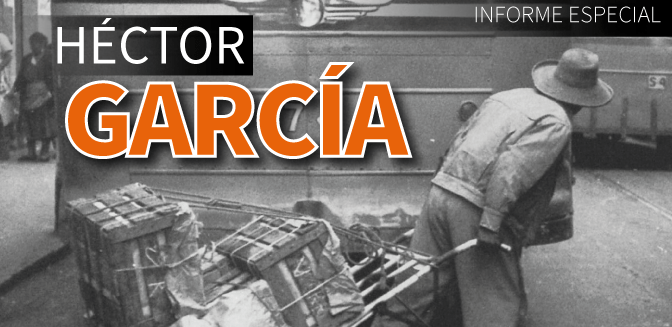 Héctor García, el pato de La Candelaria