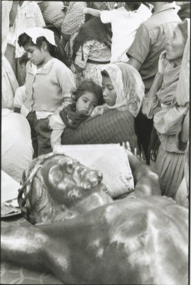 Henri Cartier-Bresson, México (1964)