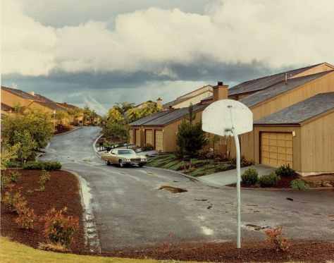 Joel Sternfeld, Lake Oswego , Oregon (1979)