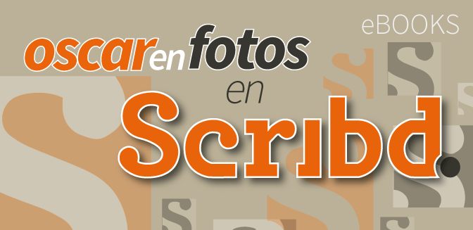 Scribd: Disponibles los eBooks de OscarEnFotos