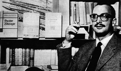 Giangiacomo Feltrinelli, el editor que publicaría en un cartel la foto del Che realizada por Korda.