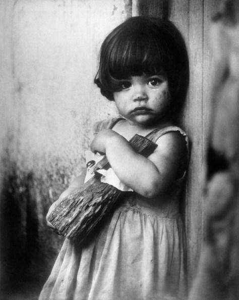 Niña. Alberto Korda (ca. 1958)
