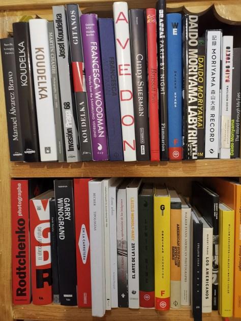Algunos de mis libros favoritos.