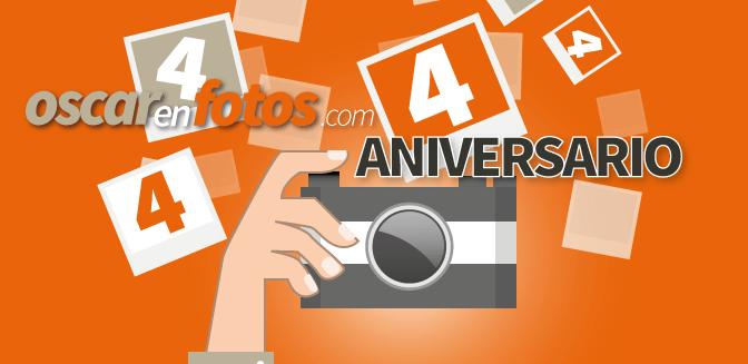 4º Aniversario de OscarEnFotos