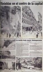 El Universal, pág. 15, 20 de septiembre de 1985