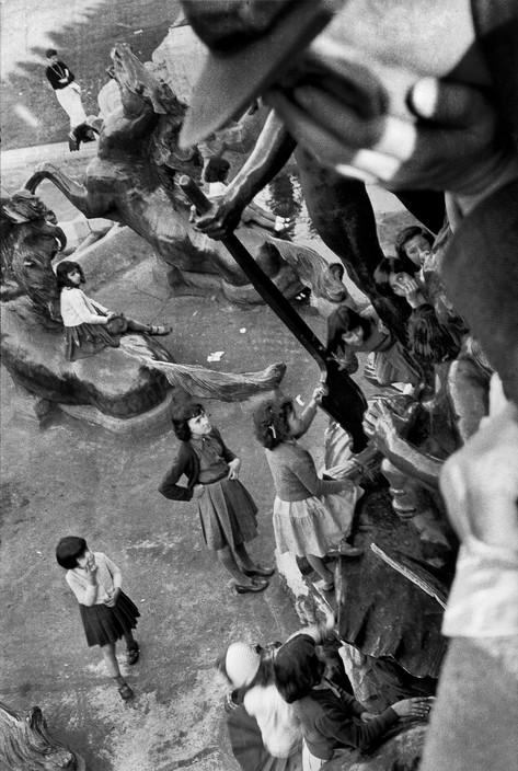 Sergio Larrain, Buenos Aires, 1957-1958
