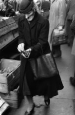 Sergio Larrain, Londres, 1958-1959