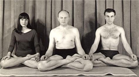 Yoga-Circle-Brno-1960-Prof-K-Werner