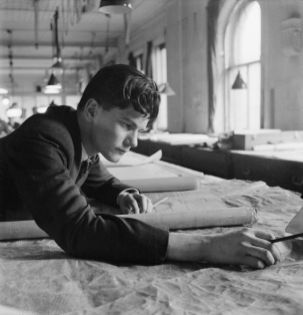 Cecil_Beaton_war_2_Tyneside_Shipyards_1943