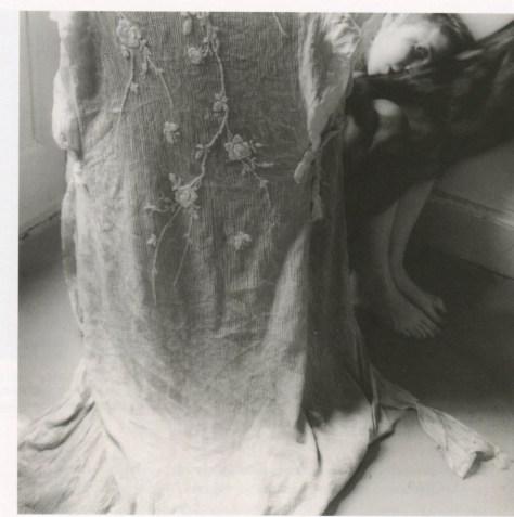 Francesca Woodman Untitled NY 1980