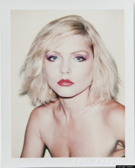 Andy Warhol. Debbie Harry (1980)