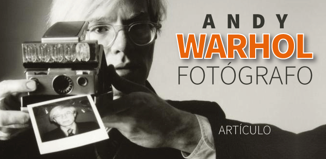 Andy Warhol, fotógrafo