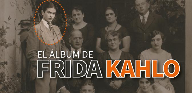 El álbum de Frida Kahlo