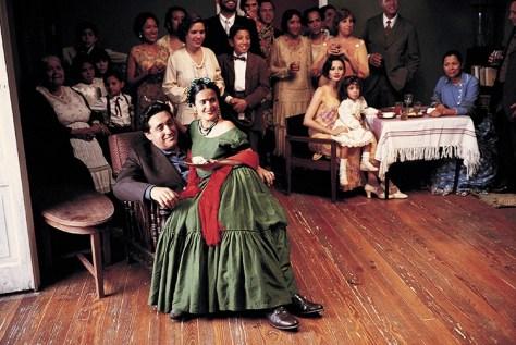 "00/00/2002. ""Frida"" starring Salma Hayek"