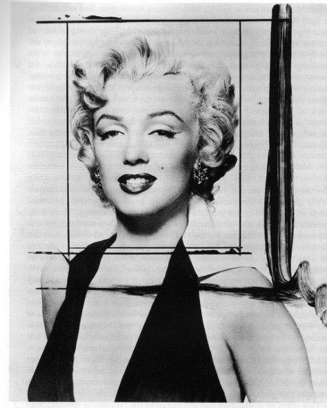 """Gene Korman. Marilyn Monroe. Fotografía promocional para la pelicula """"Niágara"""" (1953)"""