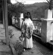 Pueblo indígena huasteco Huasteca Potosina, San Luis Potosí Julio de la Fuente, ca.1939 Fototeca Nacho López, CDI