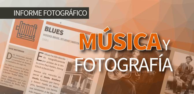 Música y fotografía