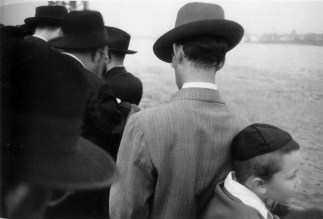 Yom Kippur. East River, Nueva York.