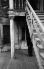 Casa de huéspedes. Bunker Hill, Los Ángeles.