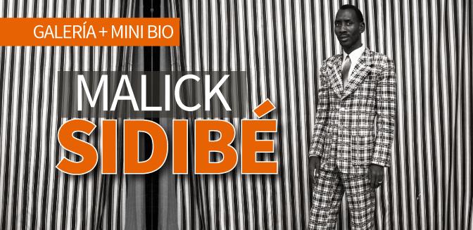 Galería+Mini Bio: Malick Sidibé