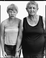 Vivian Richardson and Heidi Zacher, Deadwood, South Dakota, 1982