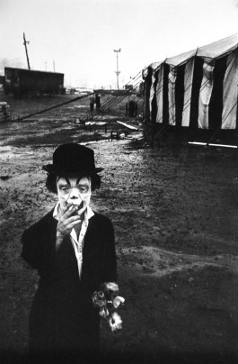 The Dwarf. Bruce Davidson