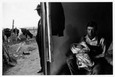 MEXICO. 1994. La Batea. Zacatecas. Mennonites.