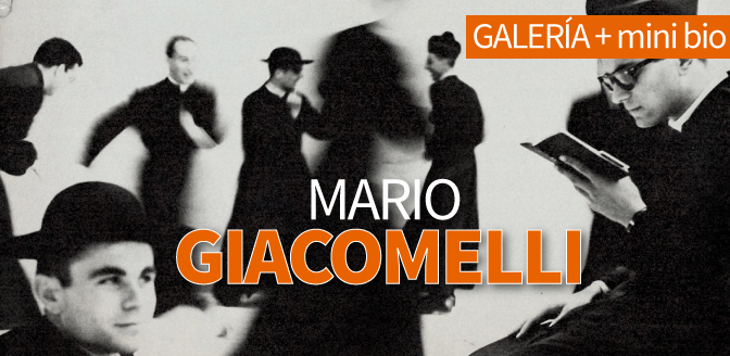Mario Giacomelli: Galería + mini bio