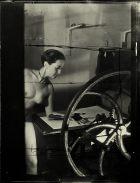 Man Ray Erotique voilée-Serie mit handschriftlich markierten Ausschnitten des Künstlers, 1933, Galerie 1900–2000, Paris