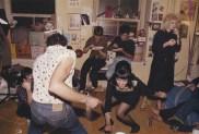 Twist en mi fiesta de cumpleaños. New York City. 1980