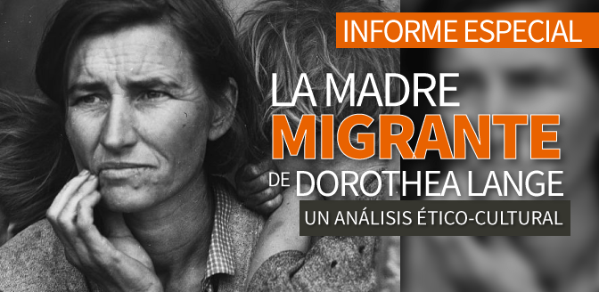 La Madre Migrante de Dorothea Lange