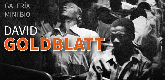David Goldblatt: Galería