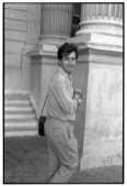 La Havane. Swiss photographer René BURRI.