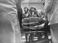 Eugene Richards. Emergency room.
