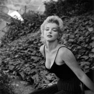 Gordon Parks. Retrato de Marylin Monroe