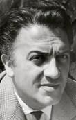 FRANCE. Cannes. Italian film maker Federico FELLINI. 1957.
