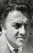 FRANCE. Cannes. Italian film maker Federico FELLINI. 1957.