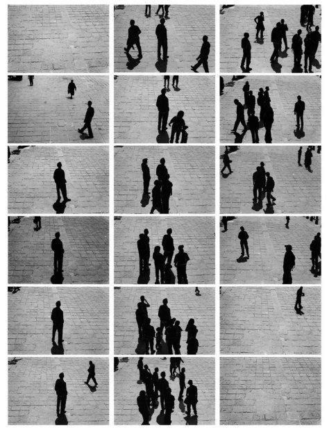 Looking Up, Francis Alÿs, 2000