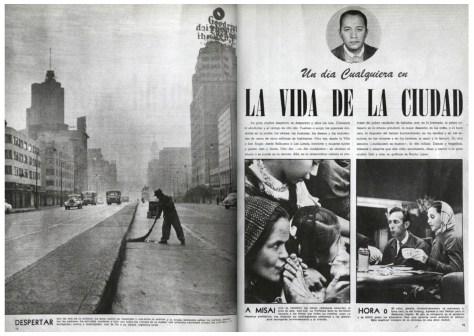 Nacho López. Siempre. 1958.